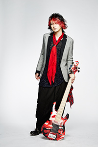​Bass:IKUO(イクオ)